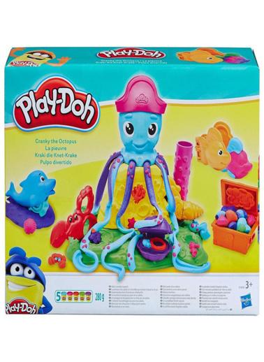 Play-Doh Play Doh Oyuncu Ahtapot E0800 Renkli